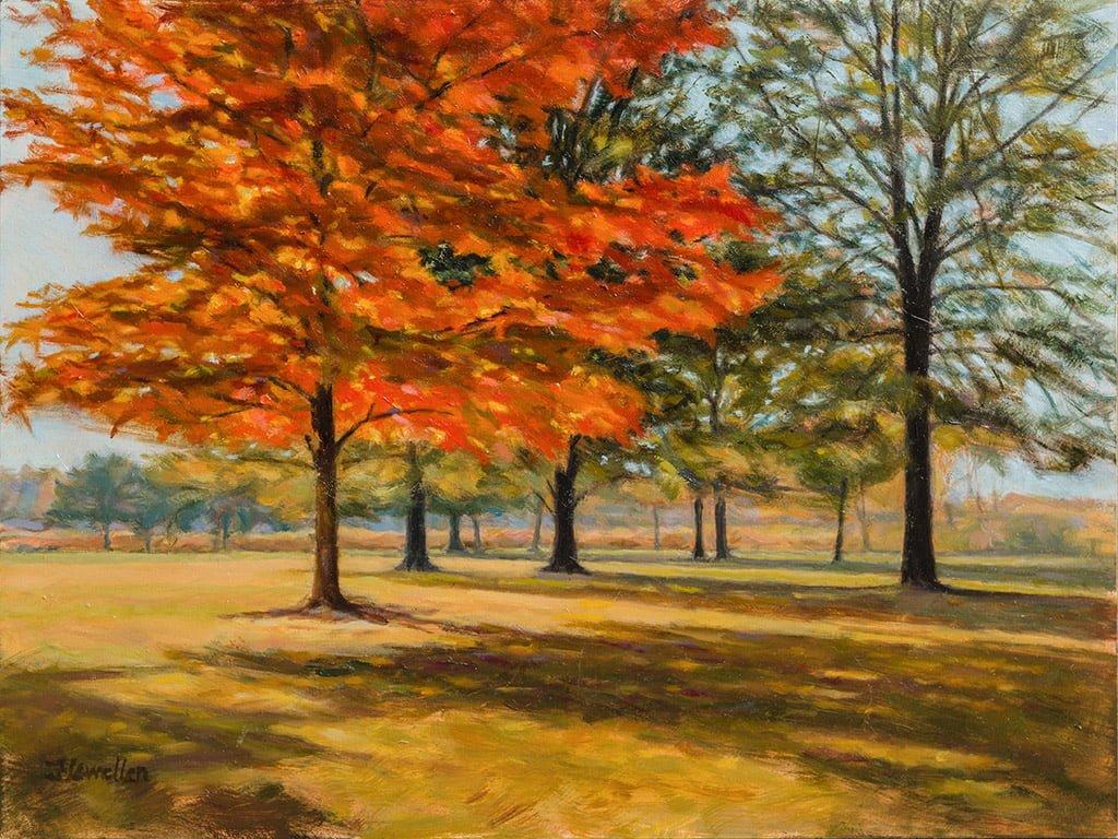 Luminous Autumn